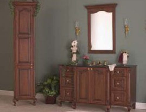 The Normandy Style vanity/collection