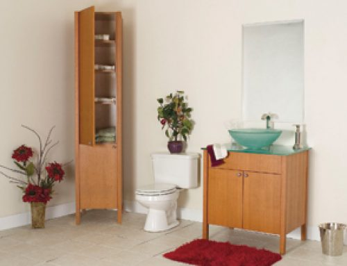 The Brielle Style vanity/collection