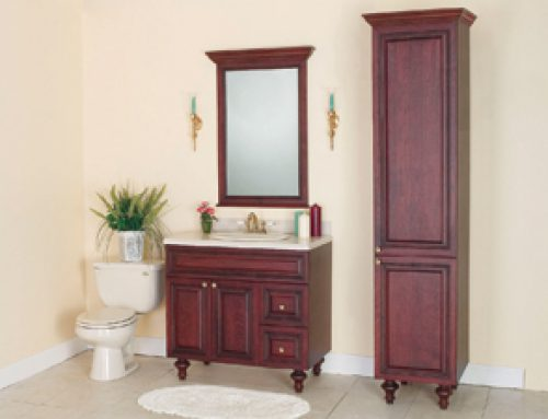 The Hillsborough Style vanity/collection