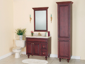 The Hillsborough Style Vanity Collection