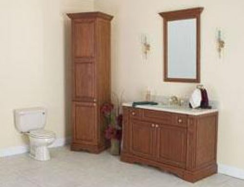 The Winslow Style vanity/collection